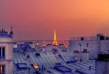 paris je t'aime / by Mira Brower