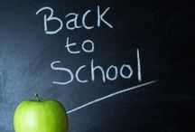 Back-to-School / Getting ready for school? Check out our board.
