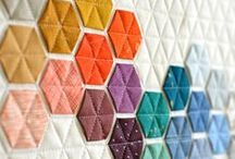 Patchwork Ideas / Inspiration for patchwork and quilts.