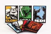 Star Wars / Coming to you from a long time ago in a galaxy far, far away... / by Sparkle Home & Gifts