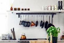 Kitchen / by Michelle Hanton