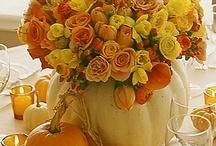 Autumn crafts, food, decorating ideas