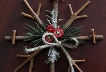Christmas decor & crafts / by Tammy Neely-Reynolds