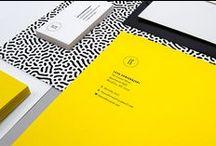 identity + logo design / brand identities + logos  / by Ciera Design Studio