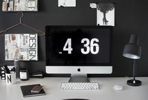 workspaces / by Ciera Design Studio