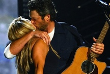 Blake and Miranda - Awesome Country Couple / They are the most amazing couple!  Love Blake on the Voice. / by Tully Wise