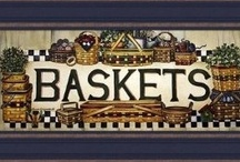 Baskets Anyone?? / by Tully Wise