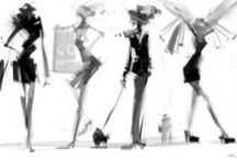I ♥ FASHION | sketches