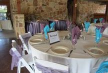 Wedding Reception Decor / This board features a variety of ideas for wedding reception decor.