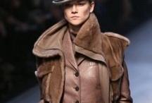 Jackets, Coats & Fur  / by Barbara A