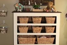 Furniture Redo / Repurpose / by Karen Willoughby