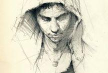 Illustration Inspiration I / by Philippe Antoine