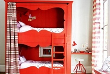 kids rooms / by emily m. reidy