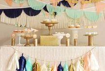 Party Decor / by Akina Trinh