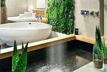 Bathrooms  /   / by Sierra Gould