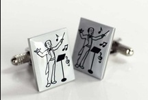 Cufflinks / by Sparkle Home & Gifts