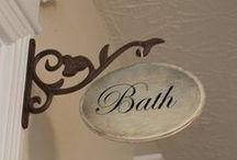 ~Bathrooms~ / by Lori