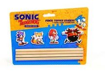 Sonic the Hedgehog / by Sparkle Home & Gifts