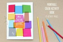 Free Printables / by The Crafty Crow