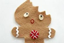Gingerbread Man Crafts for Kids / Everyone loves the Gingerbread Man - here are craft, treats, and activities to go along with this classic story!