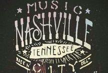 Nashville / by Sarah OBrien