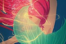 The Little Mermaid / by jeanny