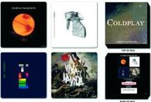 Coldplay / by Sparkle Home & Gifts