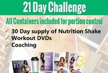 21 Day Fix / by Sarah OBrien