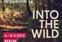 #rp14 / Rund um die re:publica 2014