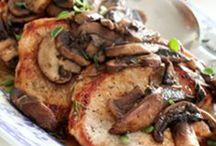 Healthy Pork Recipes / by Sierra Gould