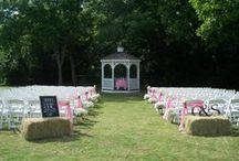 Country Wedding Decor / This board has lots of great ideas for country weddings.