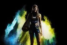 Guerrières 2015 / Campagne de promotion du Cannet Volley-Ball saison 2014_2015