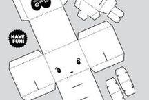 I ♥ TOYS | paper