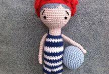 I ♥ TOYS | crochet dolls