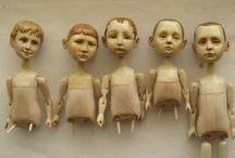 I ♥ TOYS | wooden dolls