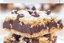 Cookies, Brownies & Bars / by T W
