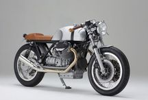 Project: Cafe Racer