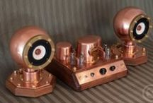 CopperSteam Audio / Hand Built Audio