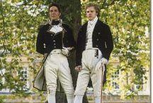 Regency Gentlemen / Regency gentlemen's fashions, accessories