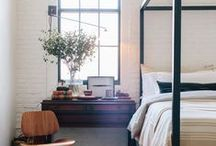 Bedroom Ideas / by Holly Edwards