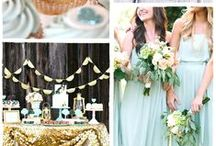 Parties, Weddings, and Babies / Party inspiration, ideas, wedding inspiration, ideas, crafts, baby and kid ideas, inspiration, nursery, baby shower, wedding shower