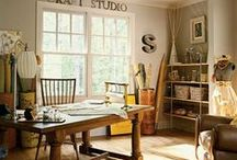 Creative Spaces / by Adrienne Stamback