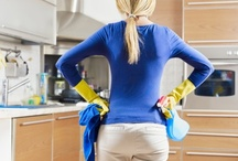 Thrifty cleaning and organizing / by Sara Scott