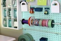 Dream Home- Organizing! / by Sasha Farmer