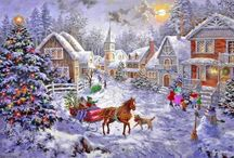 Winter and Christmas Things! / by Michele Privett-Brown