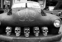 the garage. / by Kayla Robichaud