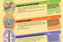Sicurezza/Safety / Sicurezza in cucina e sicurezza alimentare, a misura di famiglie con bambini