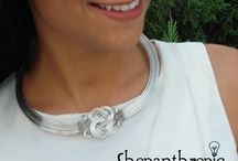 Ethical Fashion - Statement Necklaces / Designer-Inspired, Ethically Made - Shopanthropic
