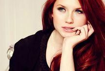 Red hair love / by Kelli Rae