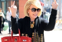 """Jokers / """"I succeeded by saying what everyone else is thinking."""" - Joan Rivers"""